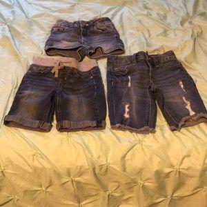 Justice (7 Slim) Jean Shorts